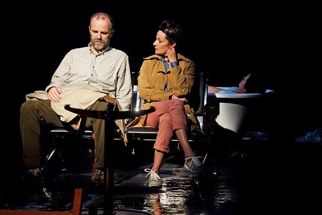 IF There Is I Haven't Found It Yet production photo