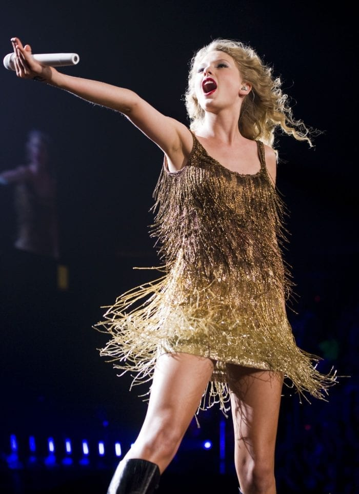 "Taylor Swift ""Speak Now"" World Tour"