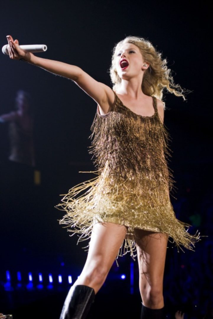 "Susan Hilferty Taylor Swift ""Speak Now"" World Tour"